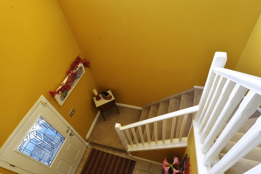 14 Elbow Place Stairwell