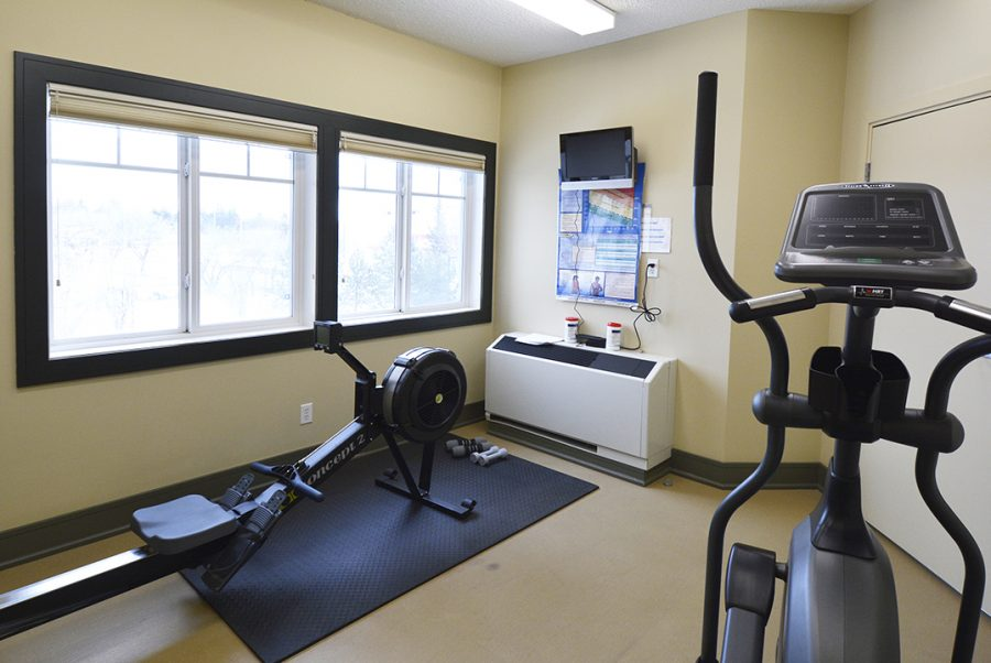 309, 5 Gate Avenue Exercise Room
