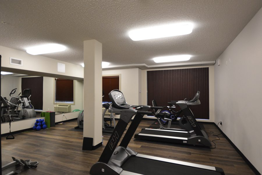 406, 507 Albany Way NW Exercise Room