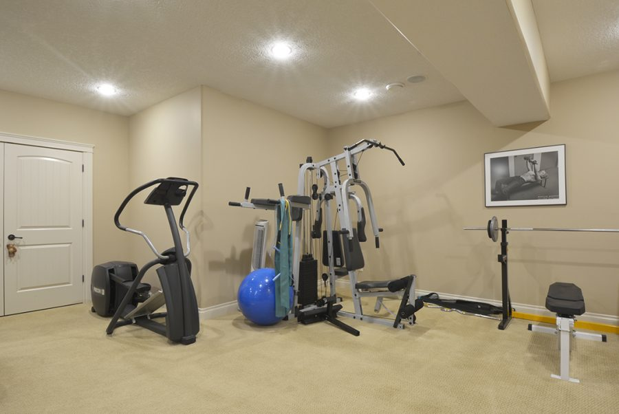 501 Manor Pointe Court Workout Room2