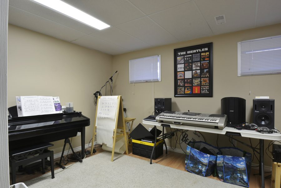 10207 95 Morinville Basement Music Room