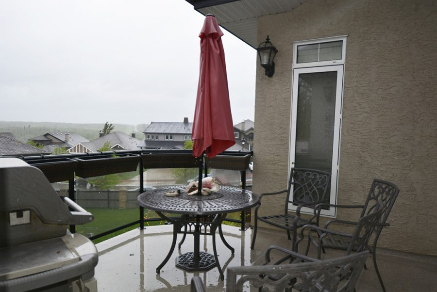 51 Oak Vista Drive Balcony