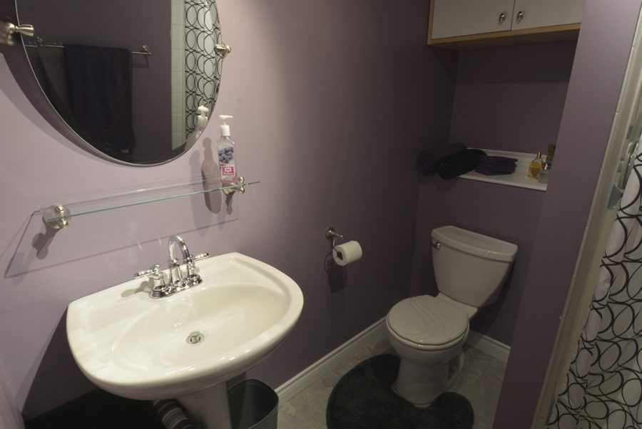 17216 83 Street Basement Bathroom