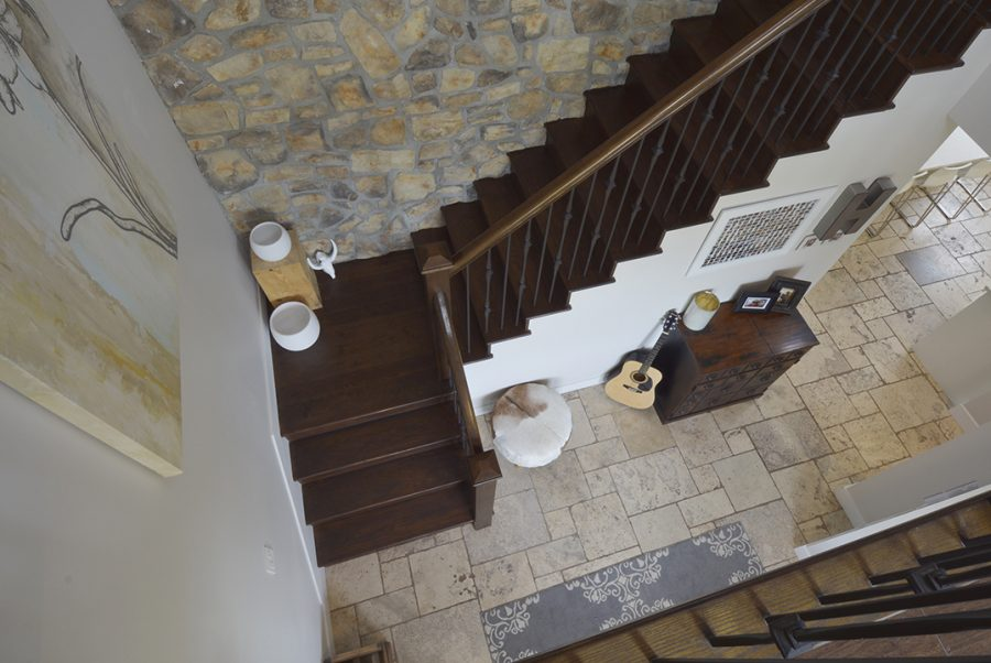284 Estate Way Crescent Staircase1